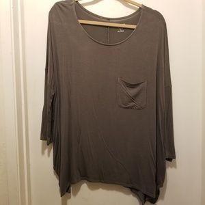 Mossimo oversized shirt